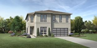 Caldera - Hillcrest at Porter Ranch - Overlook Collection: Porter Ranch, California - Toll Brothers