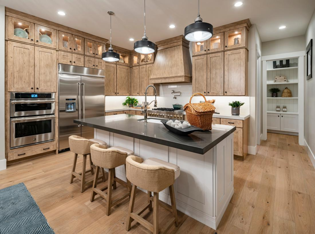 Kitchen featured in the Porter By Toll Brothers in Salt Lake City-Ogden, UT