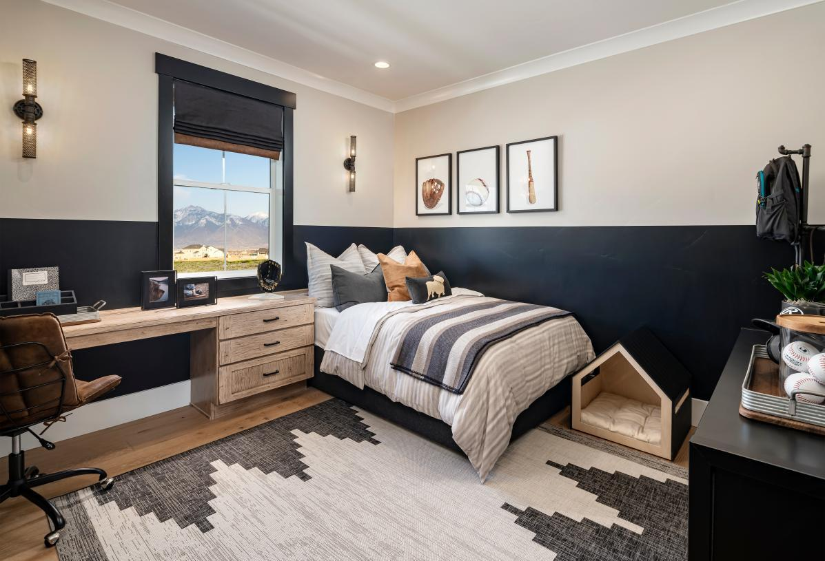 Bedroom featured in the Porter By Toll Brothers in Provo-Orem, UT