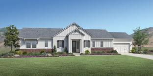 Larsen Farmhouse - Danish Pines: Cottonwood Heights, Utah - Toll Brothers