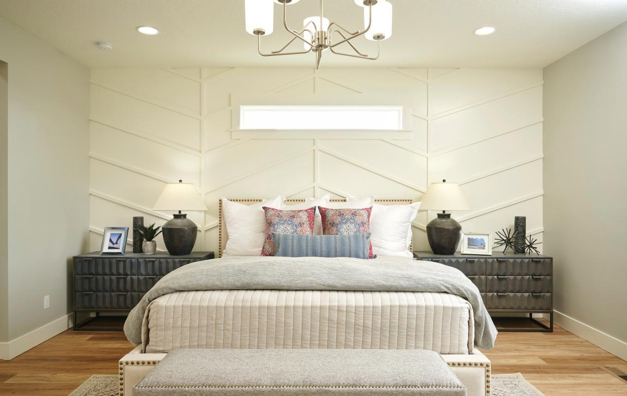 Bedroom featured in the Lauren By Toll Brothers in Boise, ID