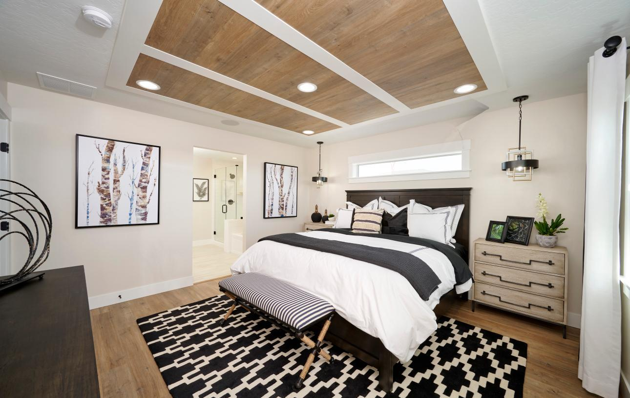 Bedroom featured in the Blaire By Toll Brothers in Boise, ID