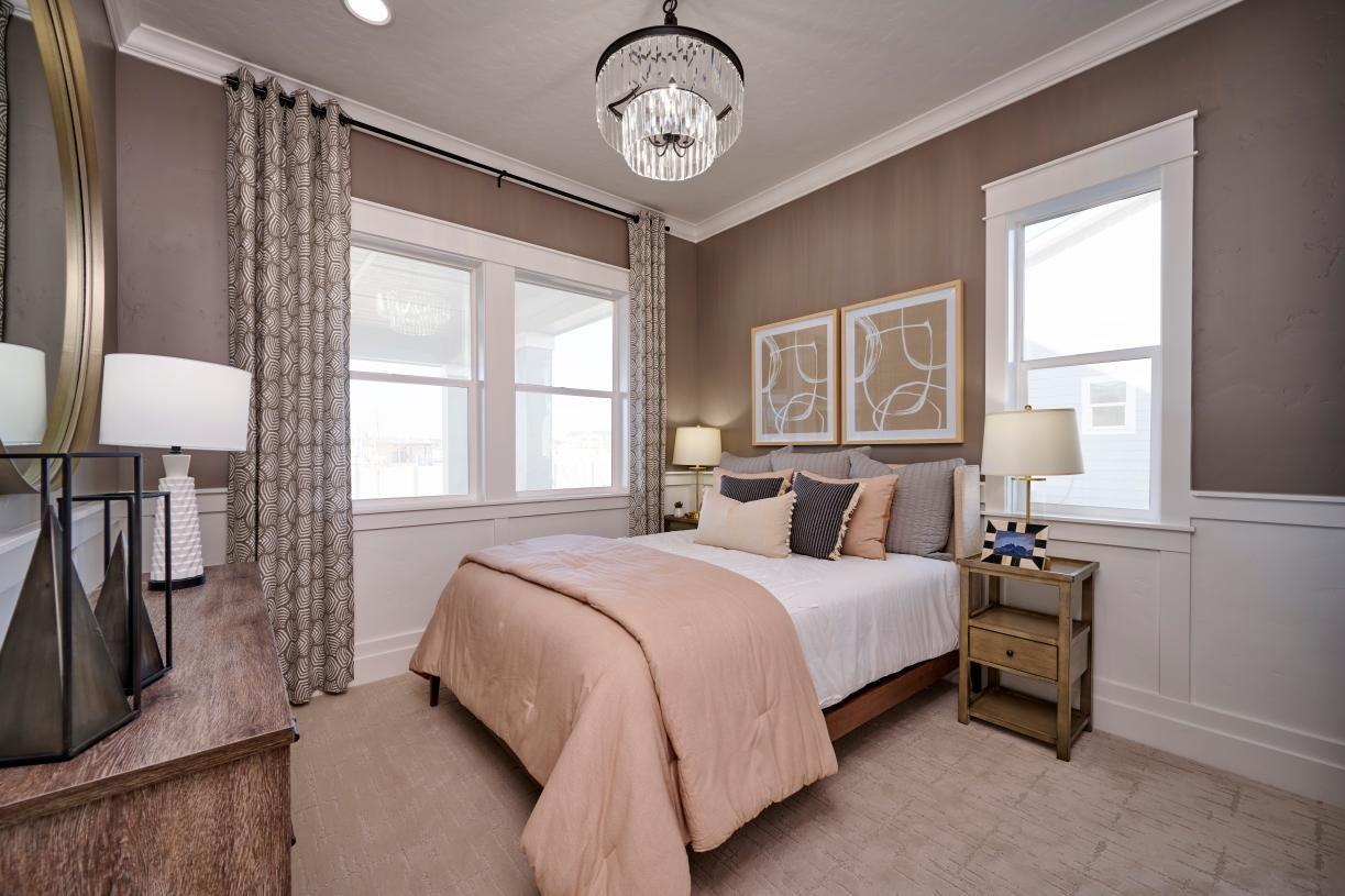 Bedroom featured in the McKinnon By Toll Brothers in Boise, ID