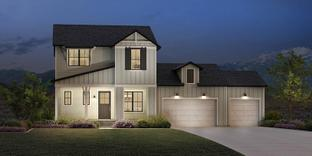 Goodwin - Canyon Point at Traverse Mountain - The Summit Collection: Lehi, Utah - Toll Brothers