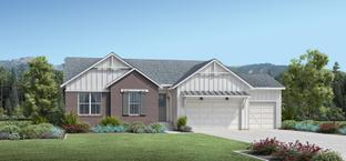 Ashton - Canyon Point at Traverse Mountain - The Summit Collection: Lehi, Utah - Toll Brothers