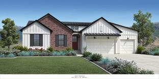 Grant - Canyon Point at Traverse Mountain - The Summit Collection: Lehi, Utah - Toll Brothers