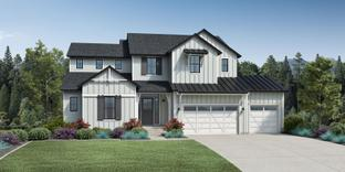 Porter - Canyon Point at Traverse Mountain - The Summit Collection: Lehi, Utah - Toll Brothers