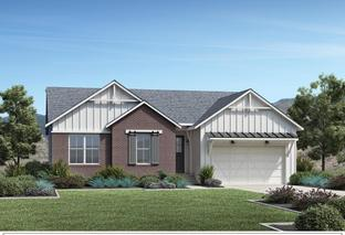 Ashton - Canyon Point at Traverse Mountain - The Cascade Collection: Lehi, Utah - Toll Brothers