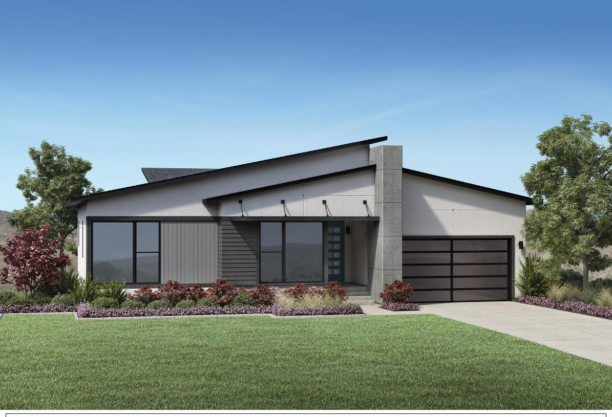 Exterior featured in the Asher By Toll Brothers in Provo-Orem, UT