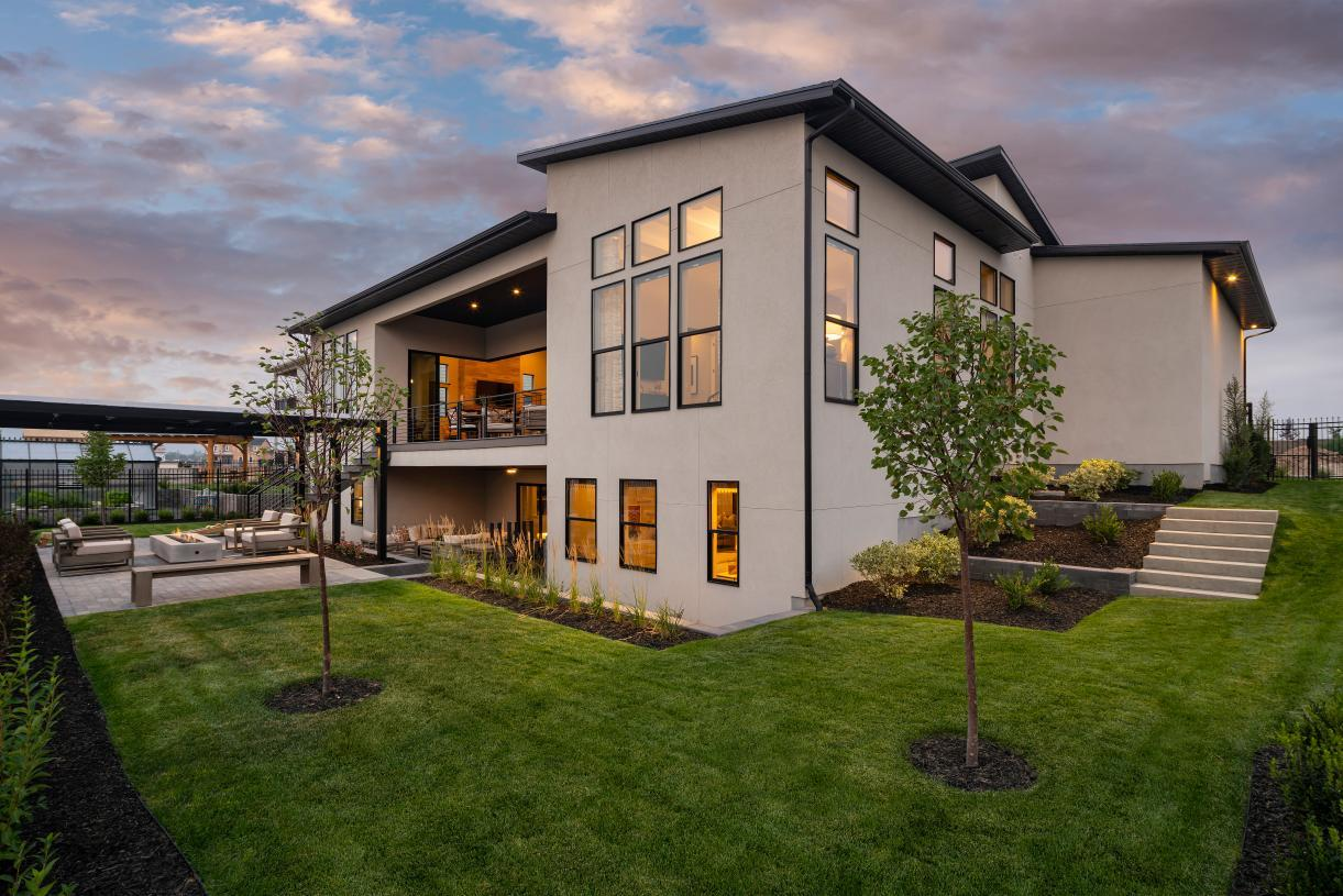 Exterior featured in the Stewart By Toll Brothers in Salt Lake City-Ogden, UT