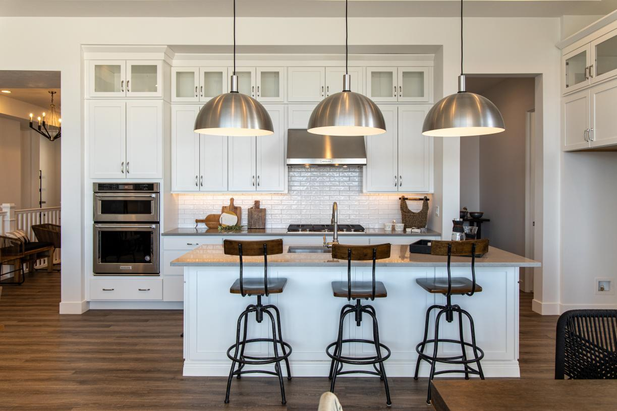 Kitchen featured in the Asher By Toll Brothers in Provo-Orem, UT