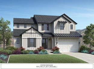 Porter Farmhouse - Danish Pines: Cottonwood Heights, Utah - Toll Brothers