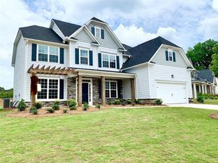 Rockhaven Country Manor - Crest Brooke - Brighton: Holly Springs, Georgia - Toll Brothers