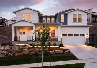 Robinson - Canyon Point at Traverse Mountain - The Summit Collection: Lehi, Utah - Toll Brothers