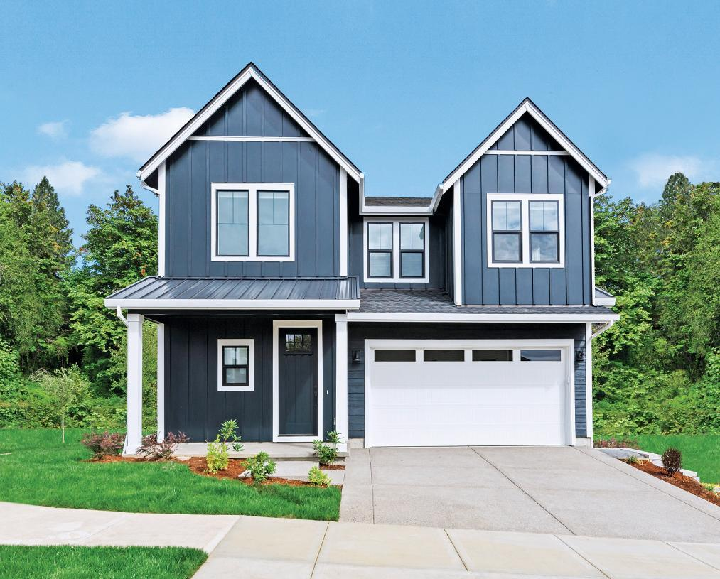 Exterior featured in the Siletz By Toll Brothers in Portland-Vancouver, OR