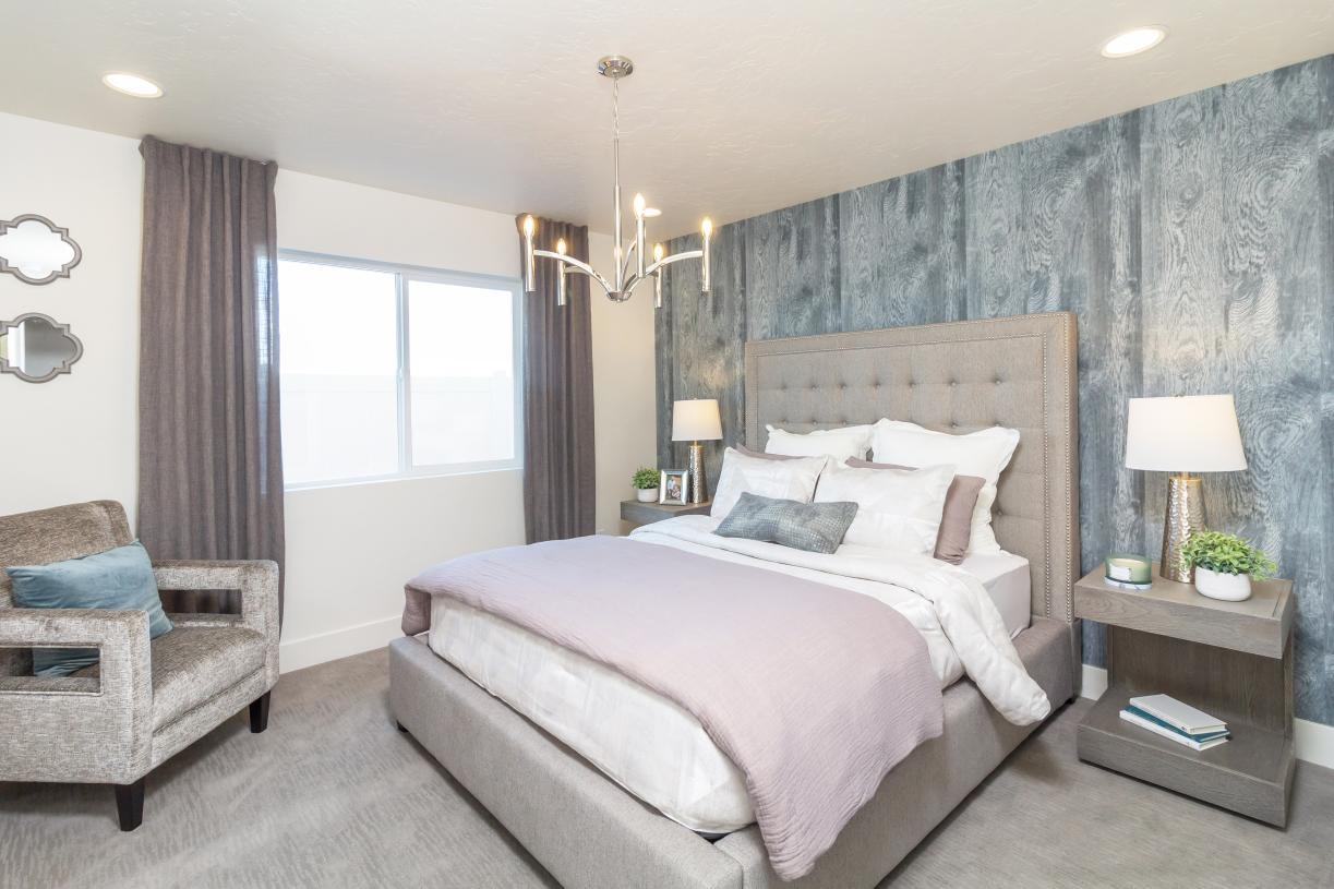 Bedroom featured in the Reed (ID) California Craftsman By Toll Brothers in Boise, ID