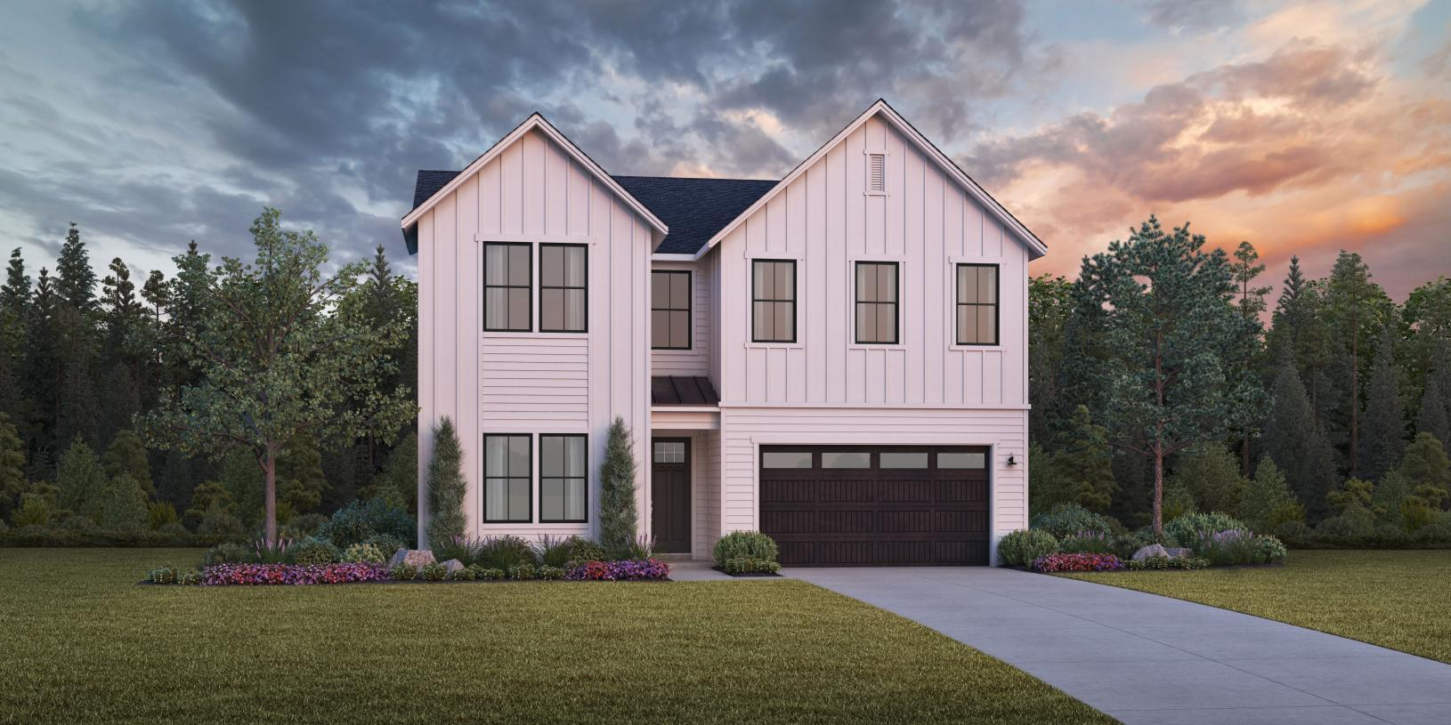 Exterior featured in the McCormick By Toll Brothers in Portland-Vancouver, OR