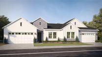 Regency at Folsom Ranch - Sequoia Collection by Toll Brothers in Sacramento California