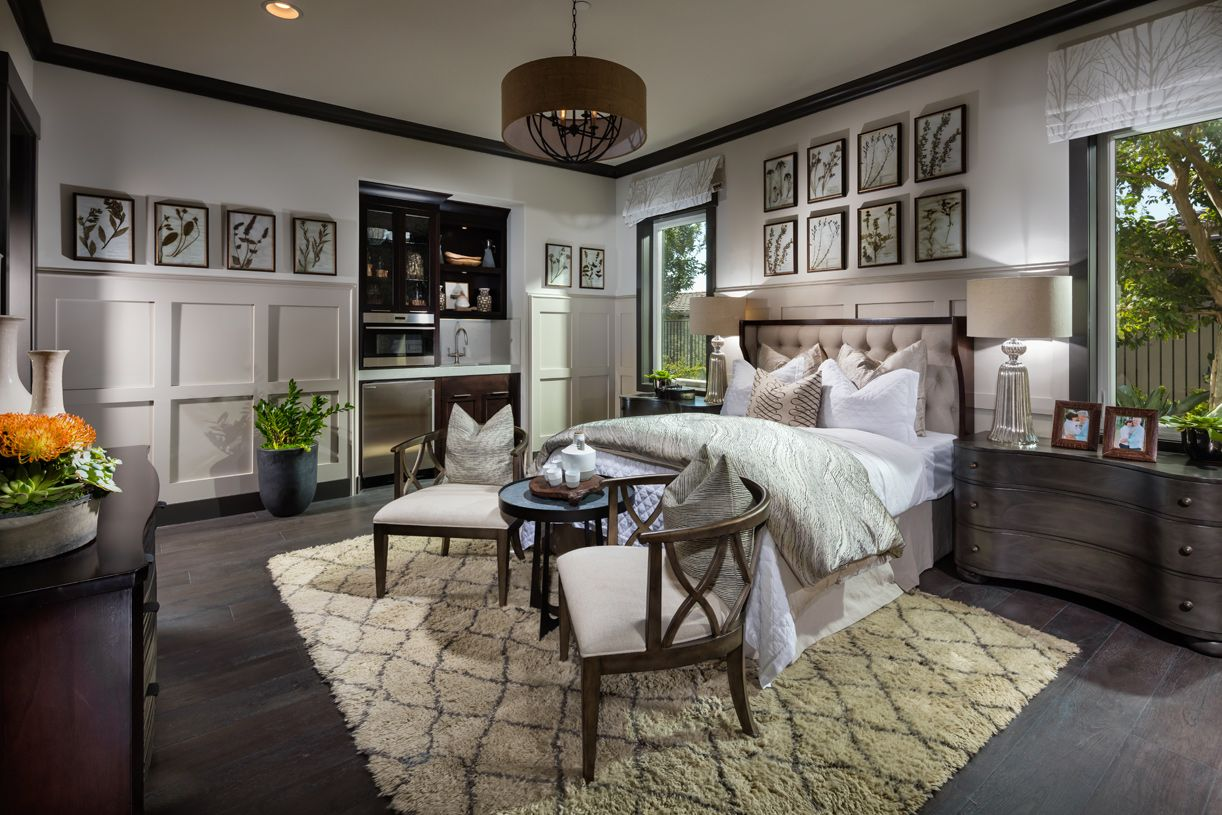 Bedroom featured in the Ponderosa By Toll Brothers in Oakland-Alameda, CA