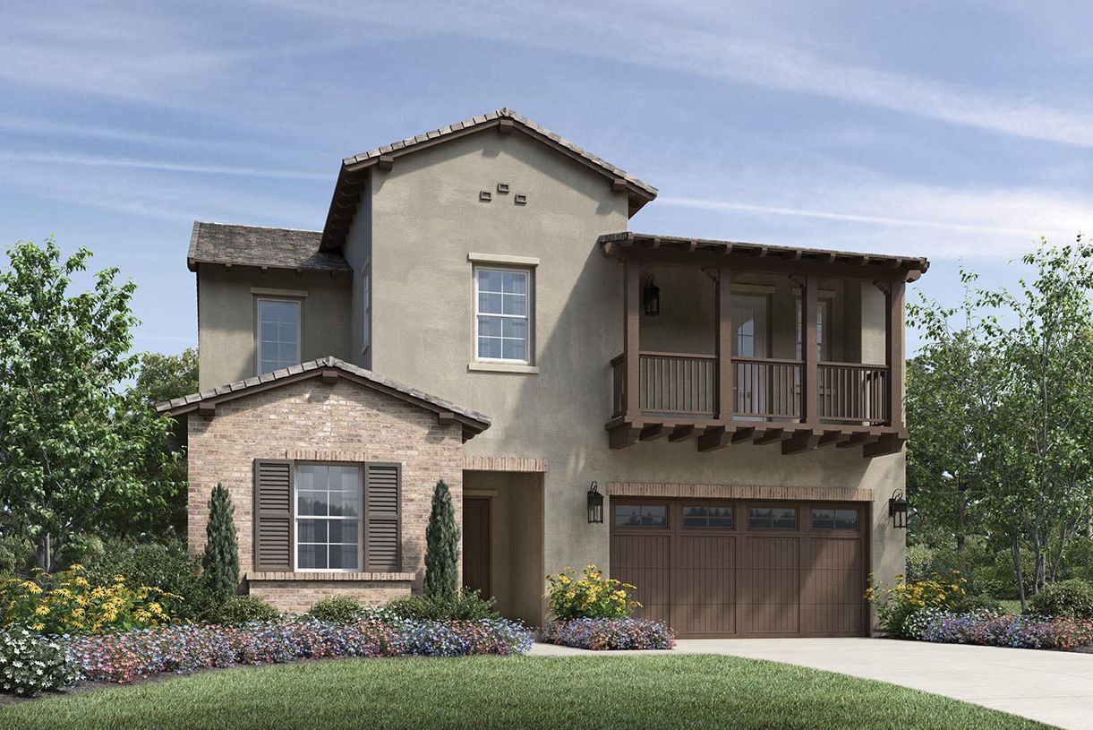 Exterior featured in the Canterbury By Toll Brothers in Oakland-Alameda, CA
