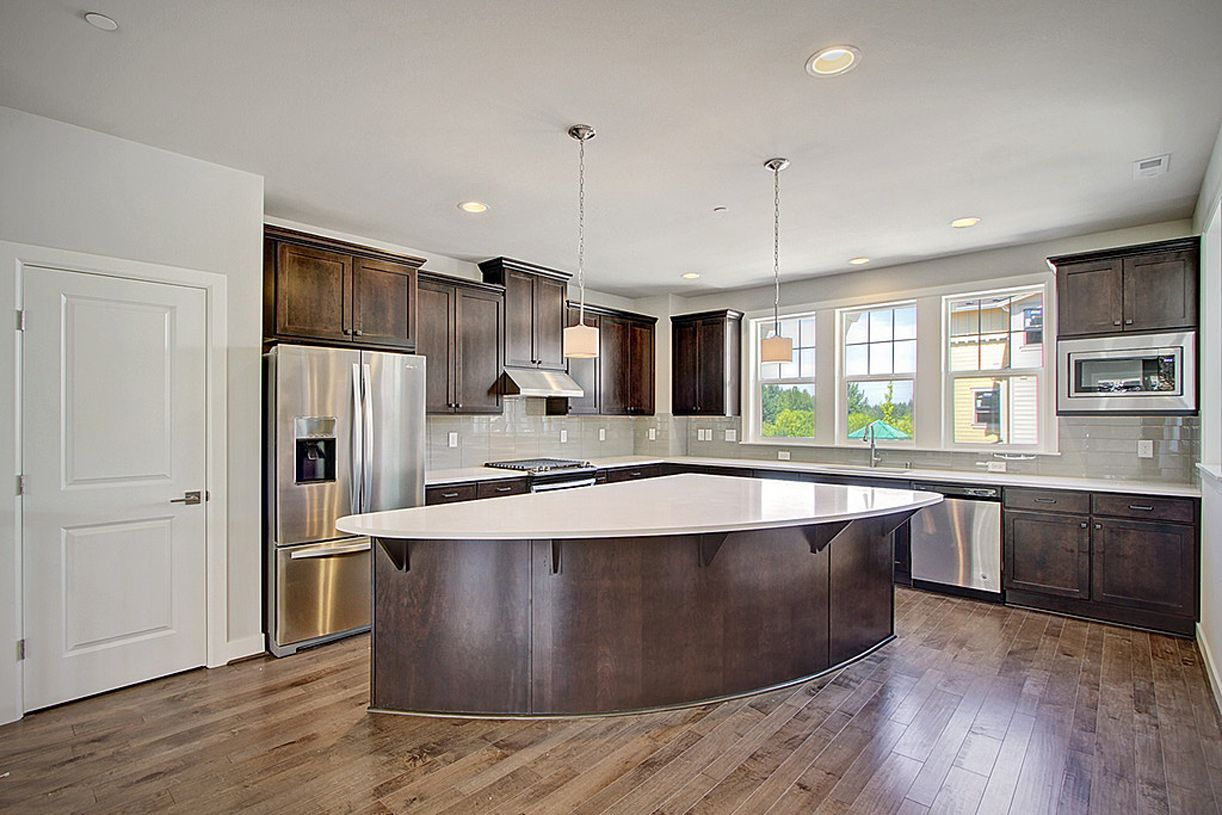 Kitchen-in-Skykomish-at-Timber Creek - The Towns-in-Bothell
