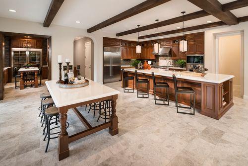 Kitchen-in-Deerwood-at-Ashbury at Alamo Creek-in-Danville
