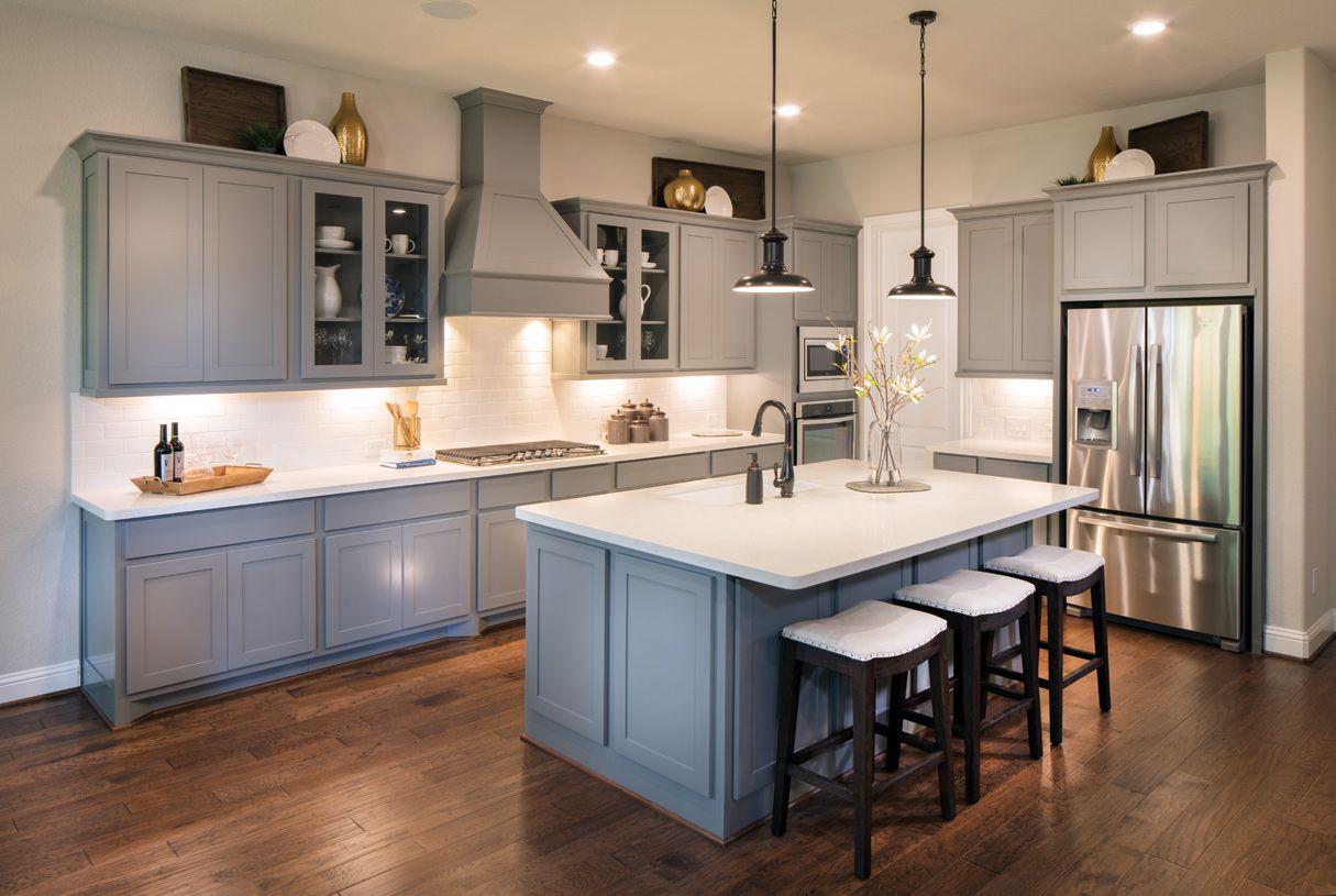 Kitchen-in-Burton-at-Mason Hills-in-Leander