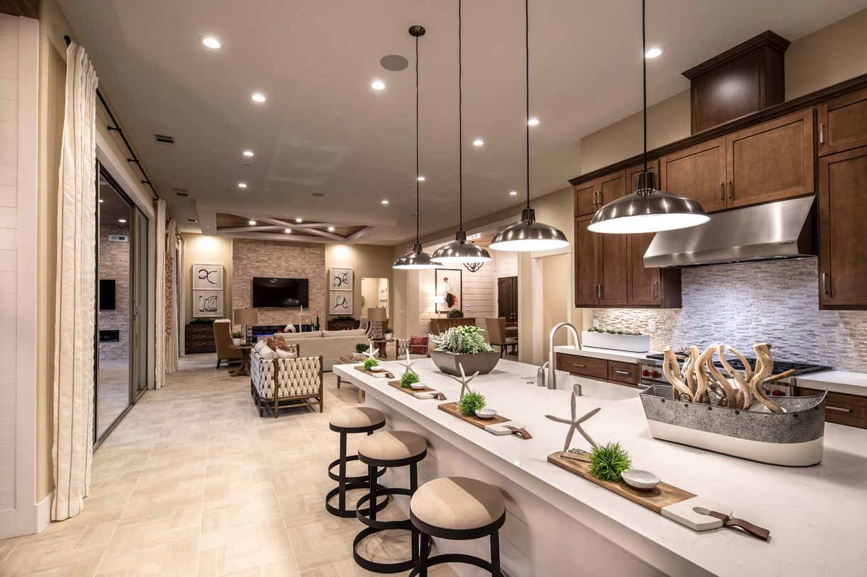 Kitchen featured in the Colline By Toll Brothers in San Jose, CA
