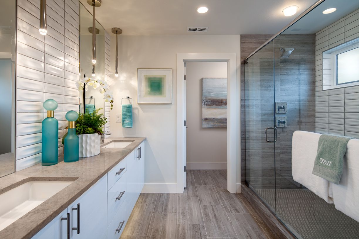 Bathroom featured in the Burke By Toll Brothers in Seattle-Bellevue, WA