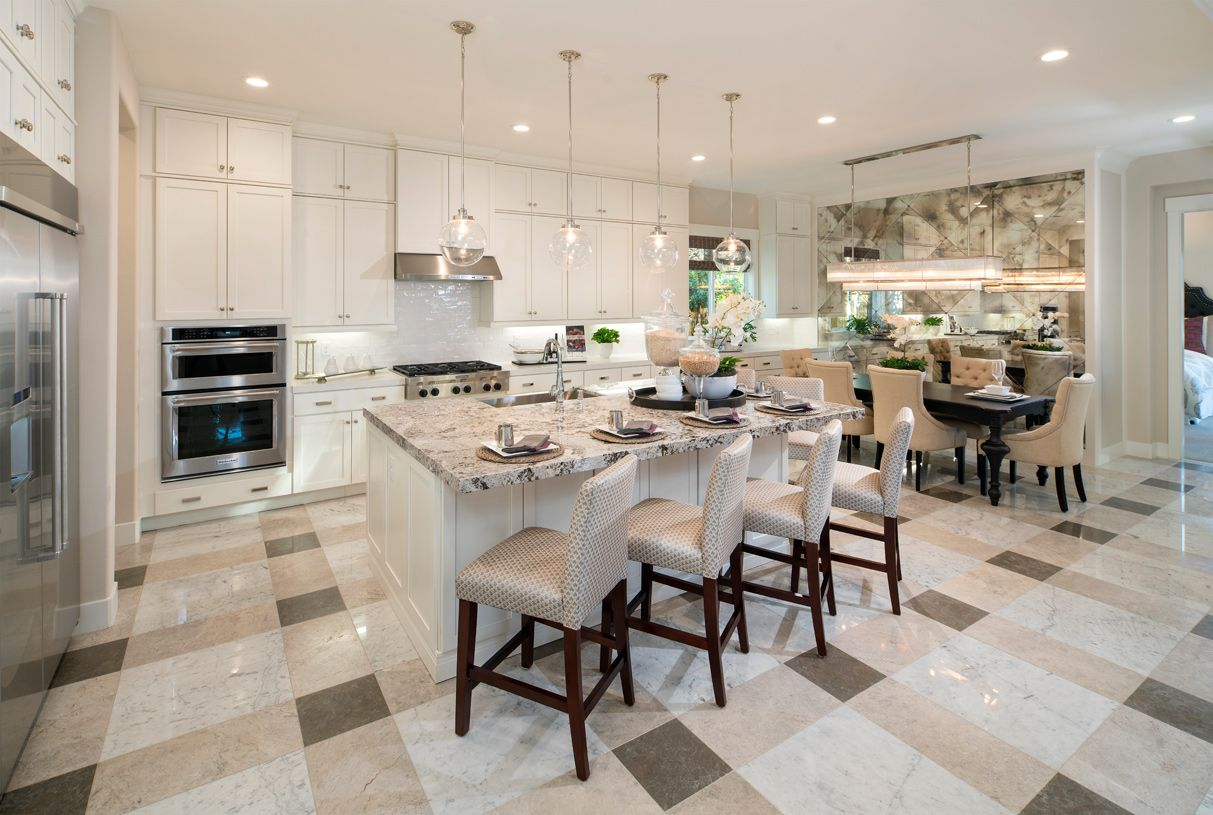 Kitchen featured in the Canterbury By Toll Brothers in Oakland-Alameda, CA