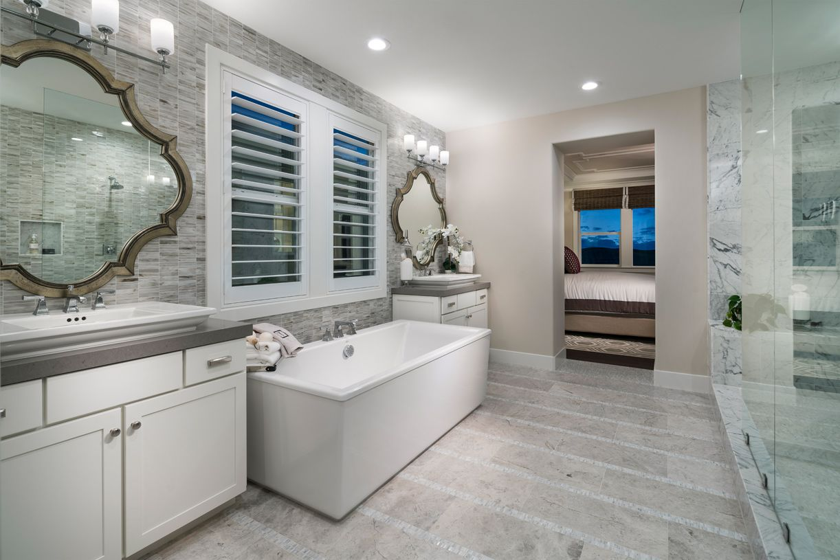 Bathroom featured in the Canterbury By Toll Brothers in Oakland-Alameda, CA