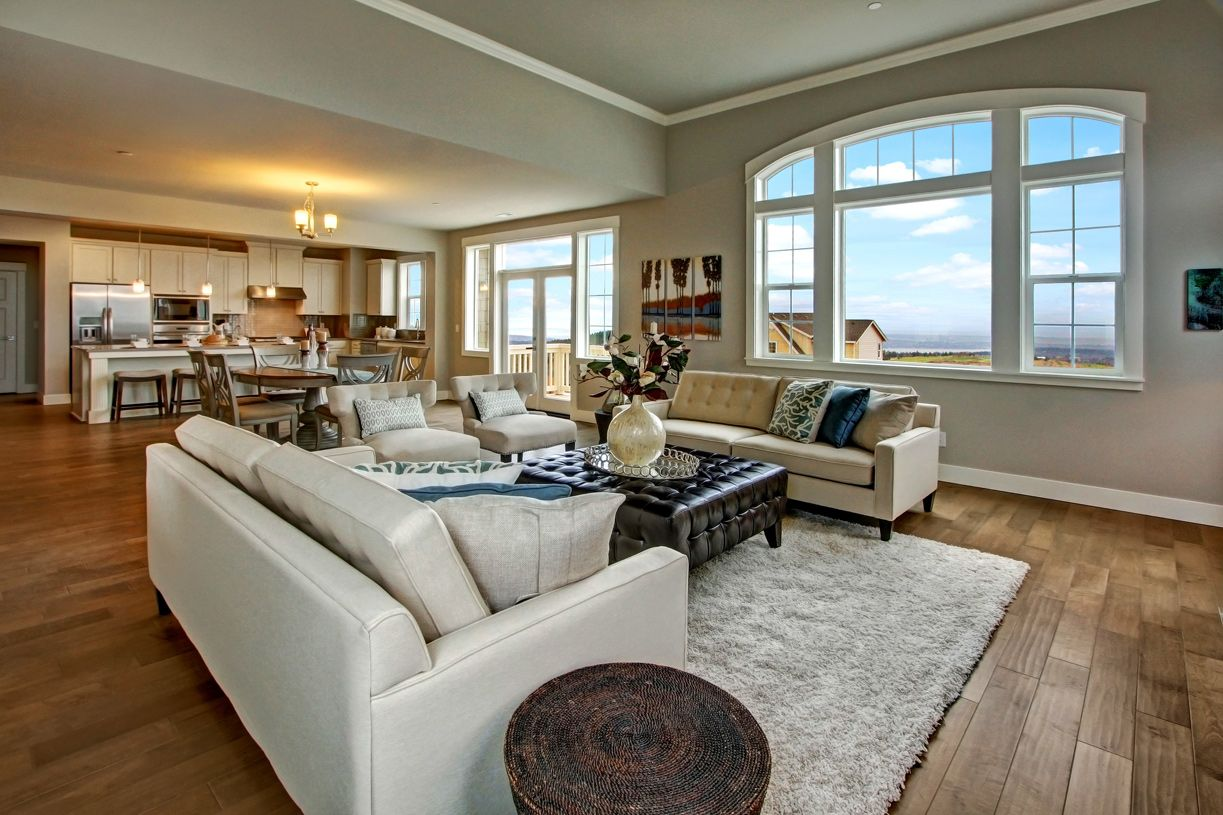 Living Area featured in the Brothers By Toll Brothers in Seattle-Bellevue, WA