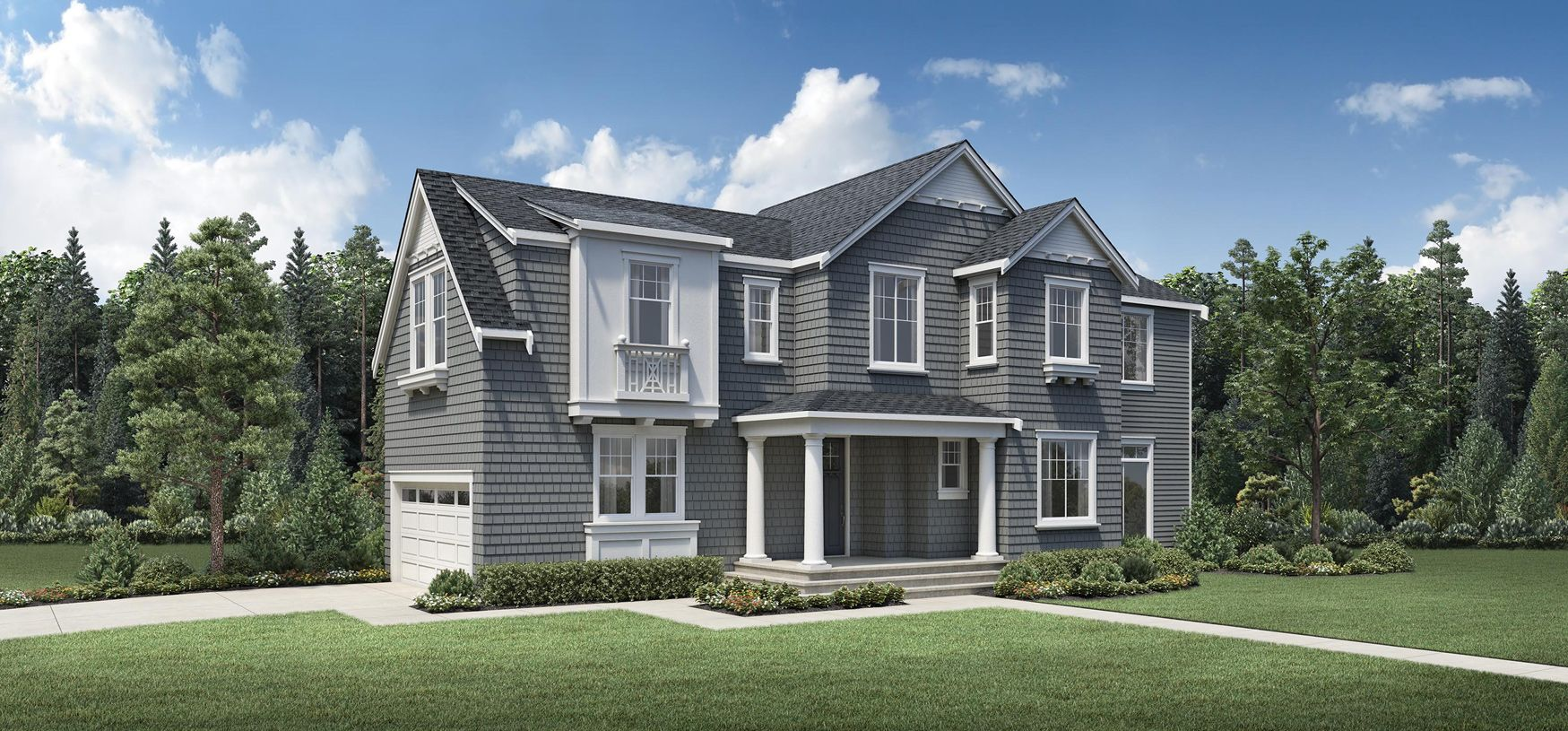 Exterior featured in the St. Edwards By Toll Brothers in Seattle-Bellevue, WA