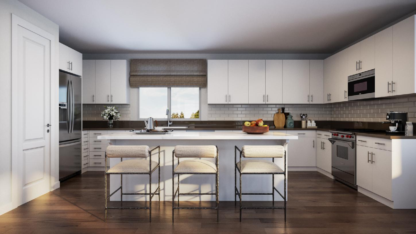 Kitchen featured in the Sagebrush By Toll Brothers in San Jose, CA