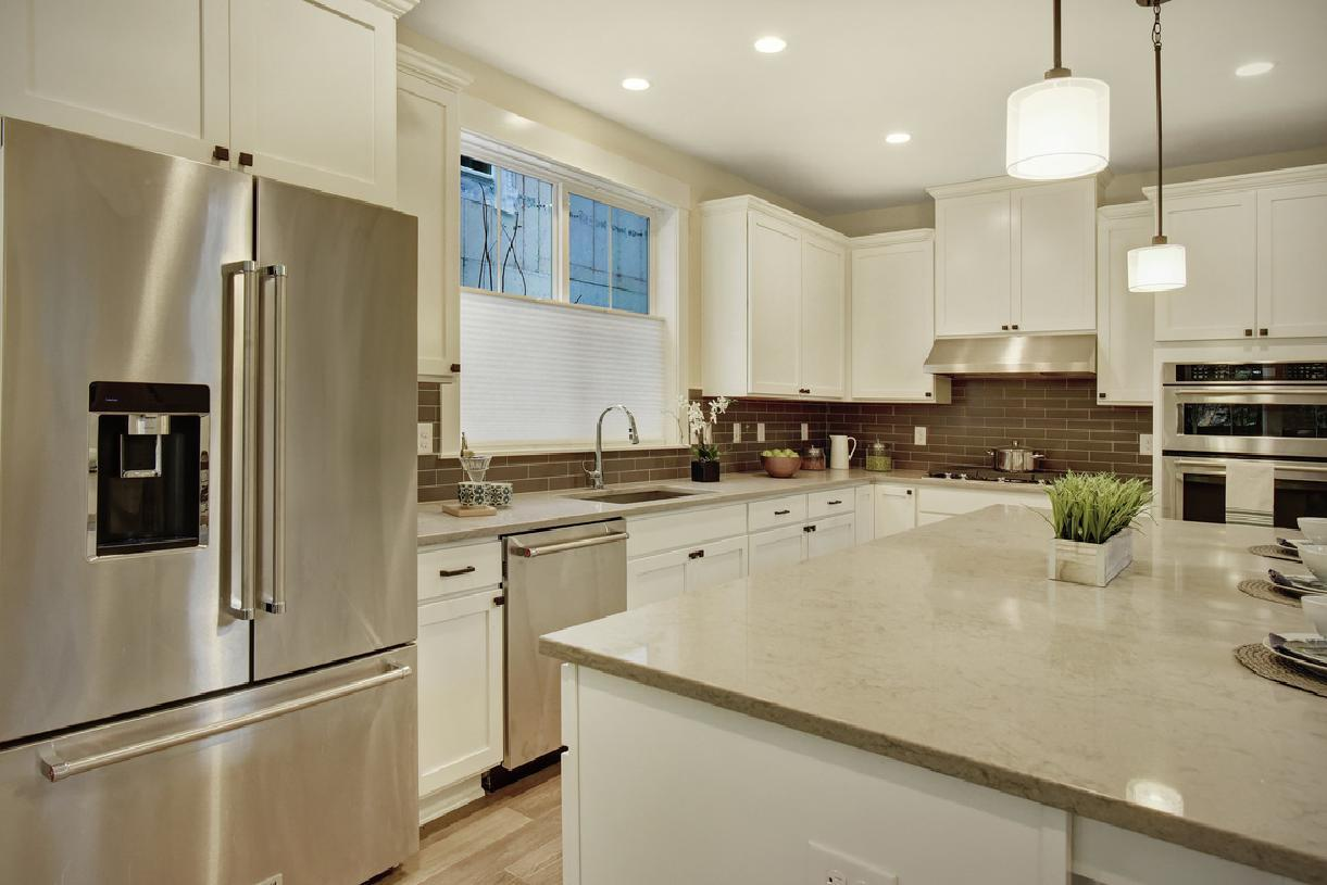 Kitchen featured in the Bradley By Toll Brothers in Seattle-Bellevue, WA