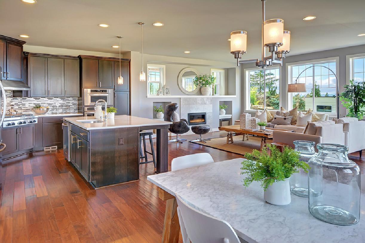 Living Area featured in the St. Edwards By Toll Brothers in Seattle-Bellevue, WA
