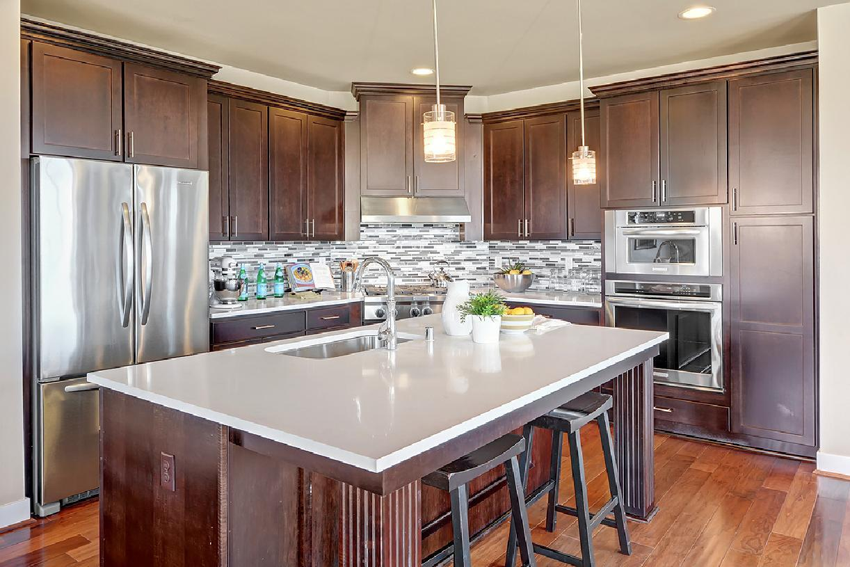 Kitchen featured in the St. Edwards By Toll Brothers in Seattle-Bellevue, WA