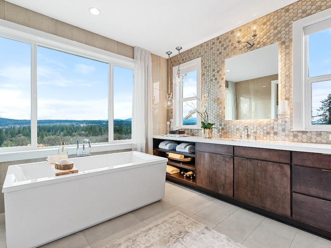 Bathroom featured in the Anacortes By Toll Brothers in Seattle-Bellevue, WA