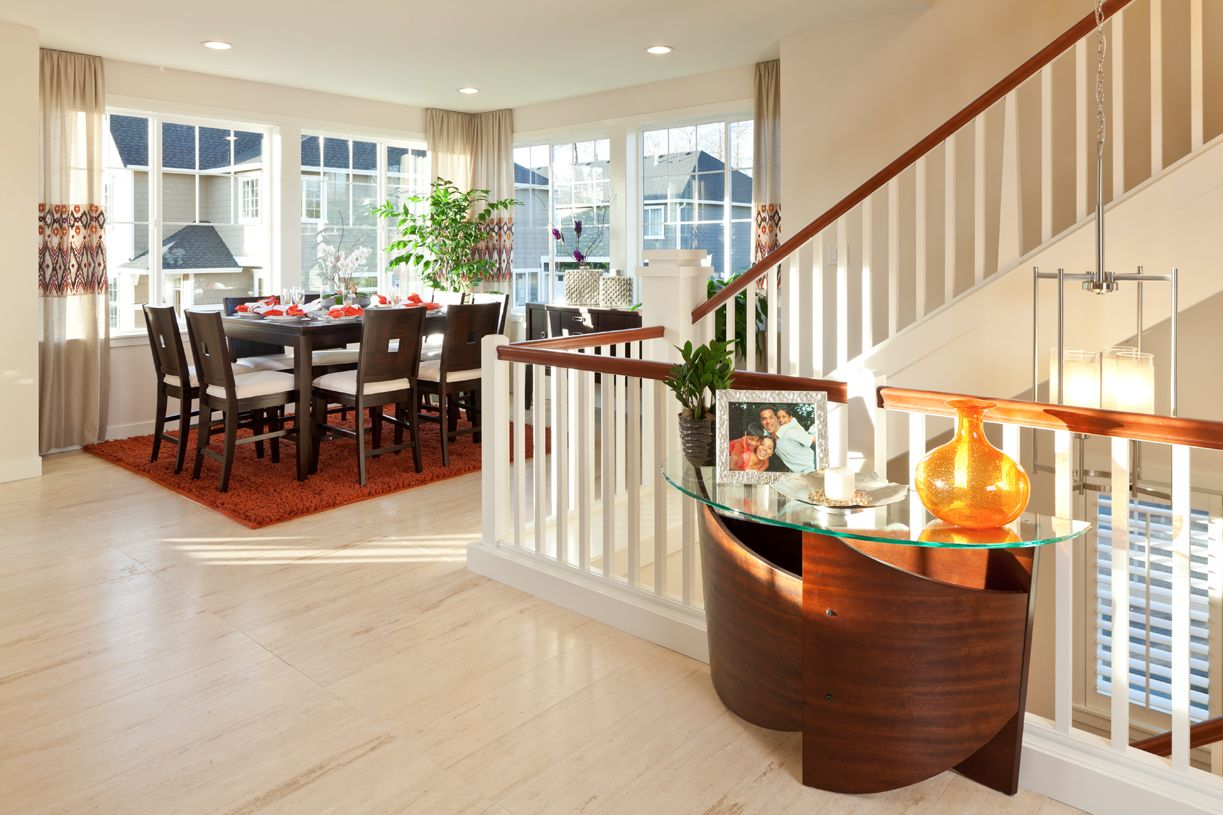 Living Area featured in the Northup By Toll Brothers in Seattle-Bellevue, WA