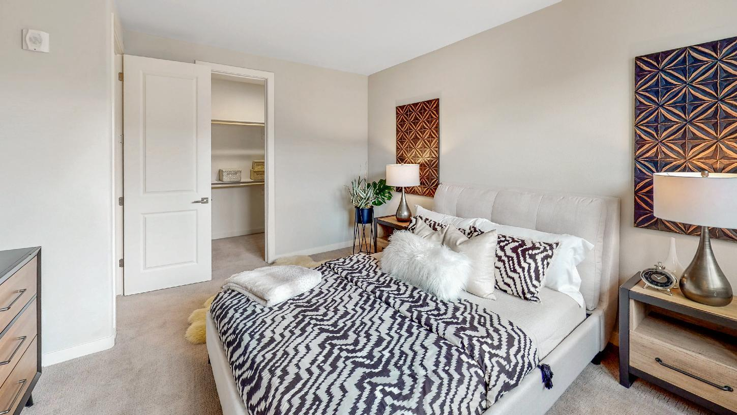 Bedroom featured in the Pine By Toll Brothers in San Jose, CA