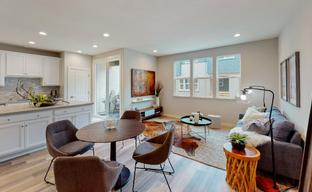 Parkside at Tarob Court by Toll Brothers in San Jose California