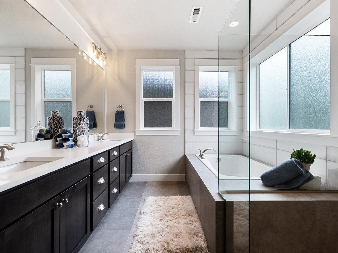 Bathroom featured in the Blanchard By Toll Brothers in Seattle-Bellevue, WA