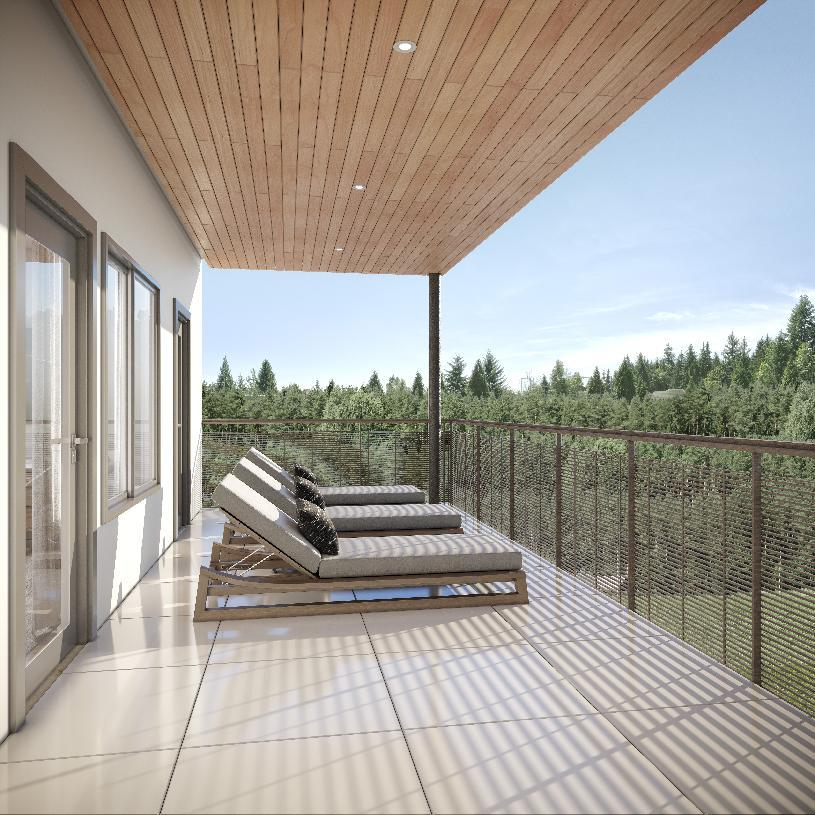Exterior featured in the Wilburton By Toll Brothers in Seattle-Bellevue, WA
