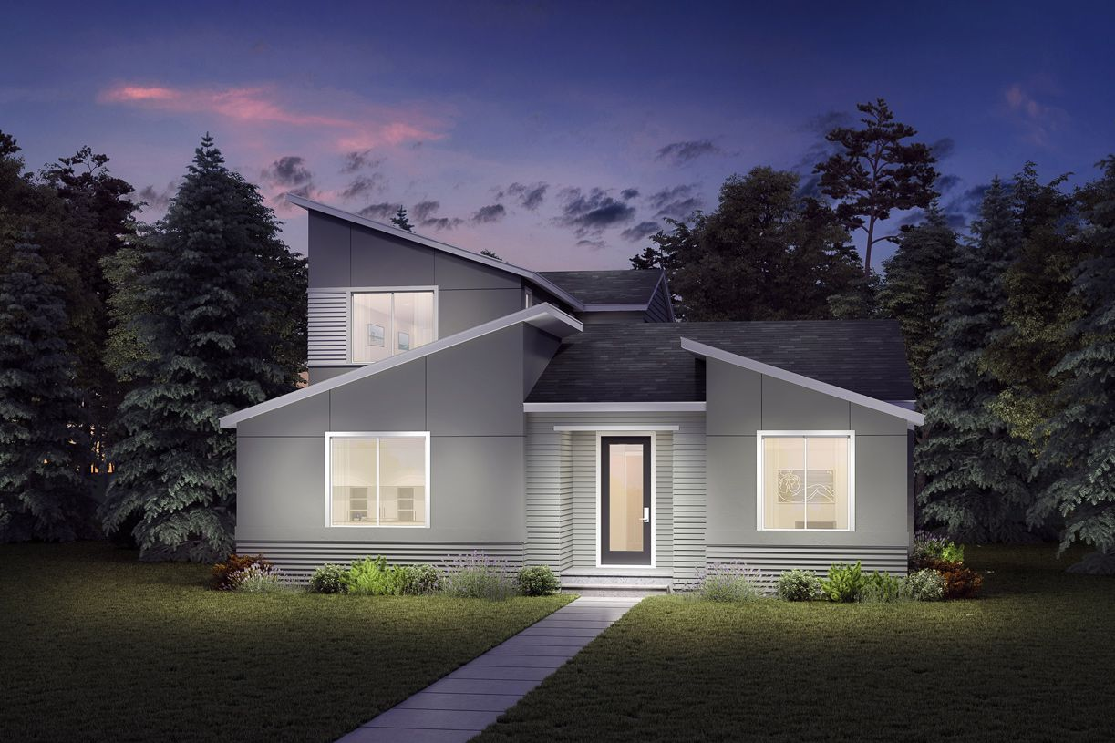 Exterior featured in the Endeavor By Toll Brothers in Seattle-Bellevue, WA