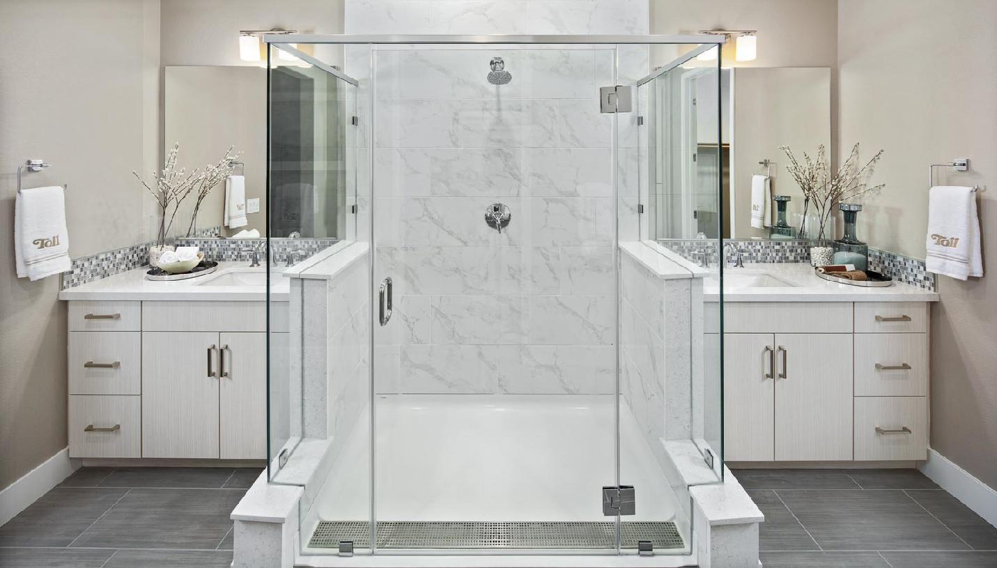 Bathroom featured in the Chancery P1 By Toll Brothers in Oakland-Alameda, CA