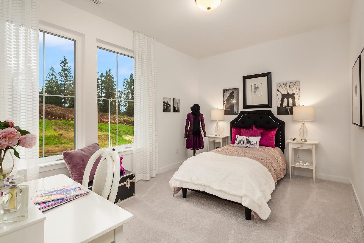 Bedroom featured in the Abercrombie By Toll Brothers in Seattle-Bellevue, WA