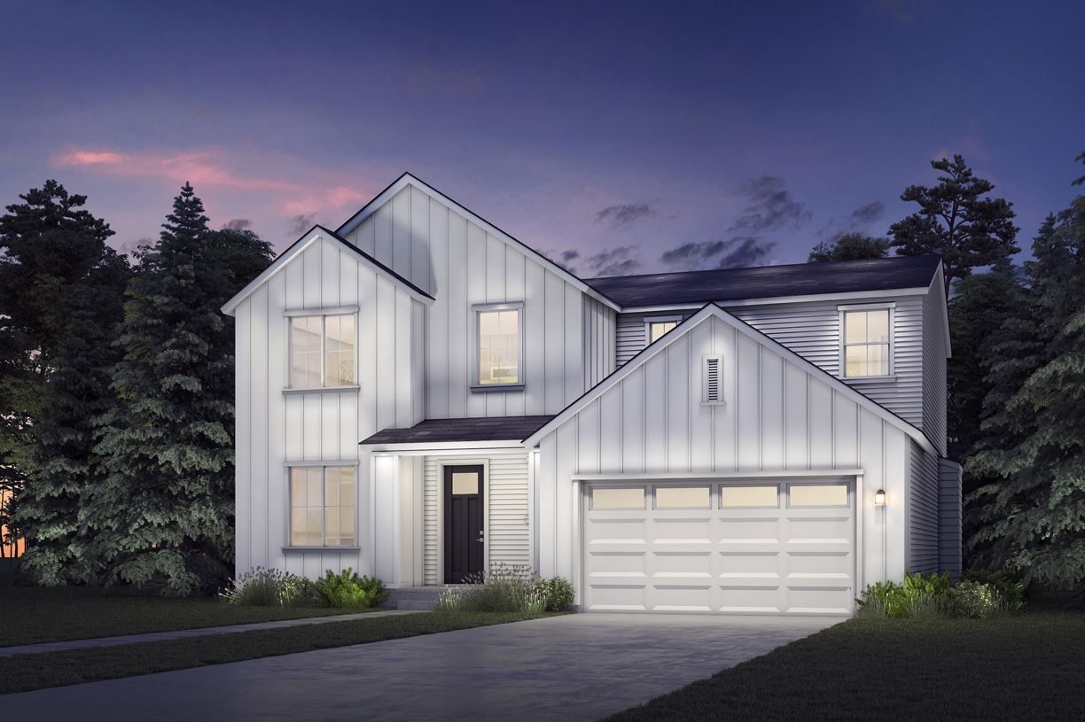 Exterior featured in the Kayak By Toll Brothers in Seattle-Bellevue, WA