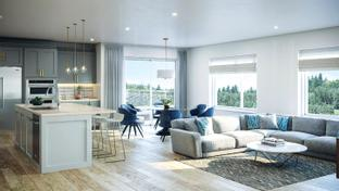 Highlands - The Lofts at 15th: Bellevue, Washington - Toll Brothers