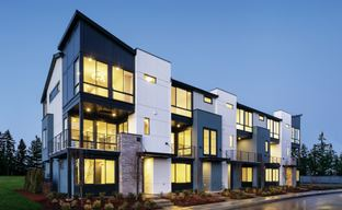 220 Towns at Canyon Park by Toll Brothers in Seattle-Bellevue Washington