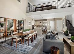Chancery P1 - Chancery Lane at Metro Crossing: Fremont, California - Toll Brothers